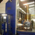 Nova Mandrilhadora TOS CNC da Maebraz
